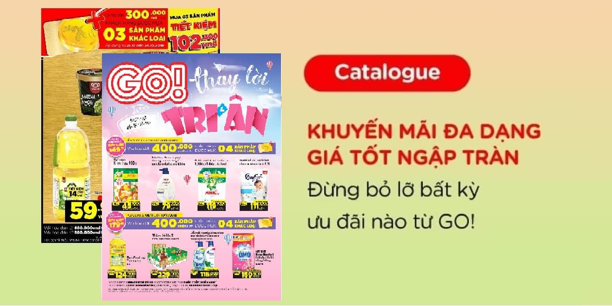 GO! Catalog