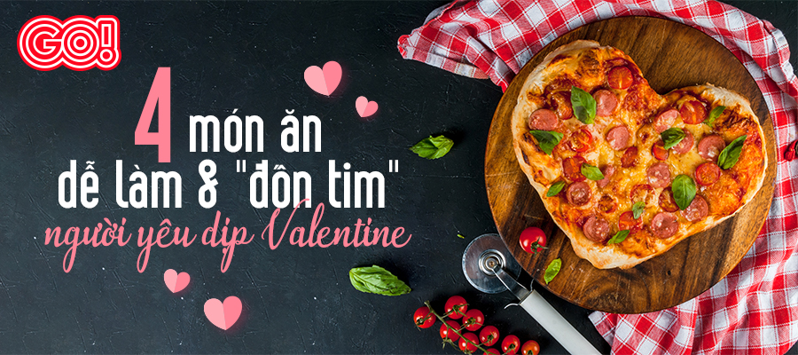 Top 4 simple but delicious recipes for that special someone on Valentine's