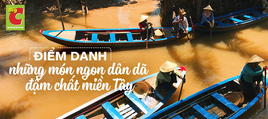 3 signature dishes of Mekong Delta Vietnam